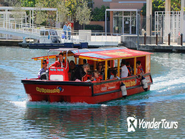 Hop-On Hop-Off Cape Town Canal Cruise