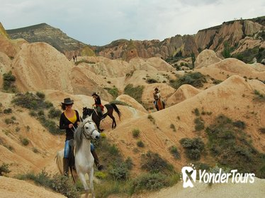 Horse Back Riding through Cappadocia