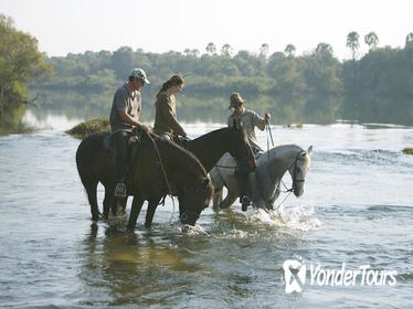 Horse Back Safari Tour from Victoria Falls