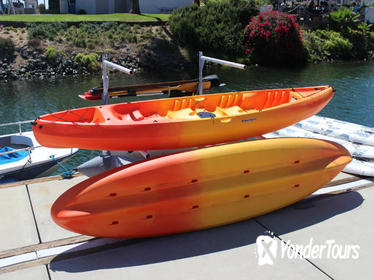 Hourly Double Kayak Rental
