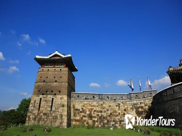 Hwaseong Fortress and Korean Folk Village Tour from Seoul