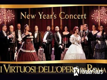 I Virtuosi dell'opera di Roma: New Year's Concert