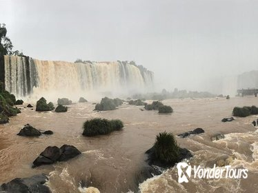 Iguazu Falls: Visit to Brazilian Side