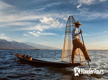 Inle Lake & Indein Full Day Boat Trip