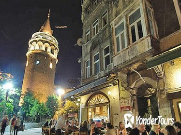 Istanbul Food Tour At Night