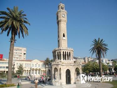 Izmir City Tour with Kordonboyu Republic Square, Konak Square, Clock Tower, Kemeralti Bazaar and Karsiyaka