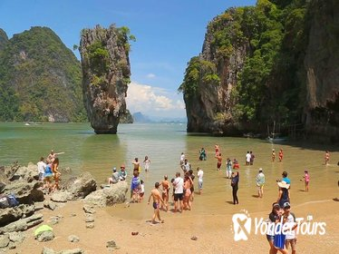 James Bond Island Adventure Tour from Phuket including Sea Canoeing & Lunch