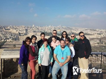 Jerusalem and Bethlehem small group tour from Haifa Port