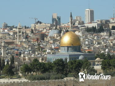 Jerusalem Tapestry: A Walking Tour of the Old City