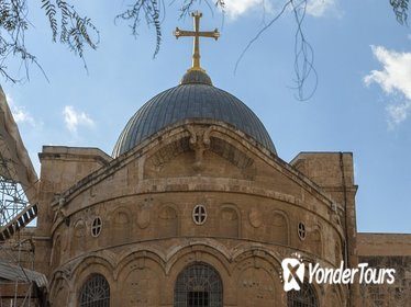 Jerusalem Tour from Tel Aviv: In the Footsteps of Jesus