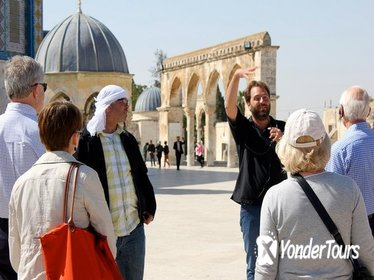 Jerusalem: Dual Narrative Tour