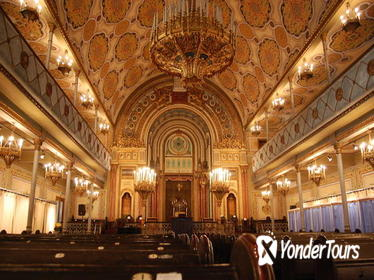 Jewish Heritage of Bucharest Tour