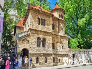 Jewish History and Old Town Walking Tour of Prague