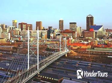 Johannesburg Pretoria Alexandra and Soweto Sightseeing Only