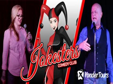 Jokesters Comedy Club at the D Hotel and Casino Las Vegas