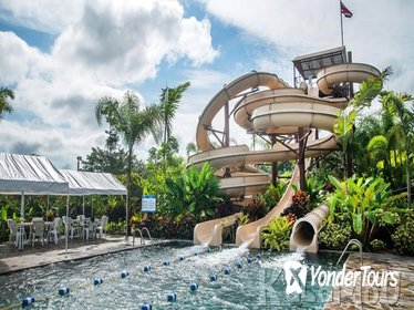 Kalambu Hot Springs Water Park Day Pass