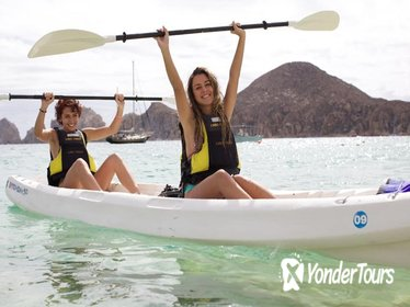 Kayak Tour in the Cabo San Lucas Bay with Snorkeling