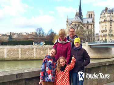 Kids and Families Notre Dame of Paris including Towers and Ile de la Cit e Tour