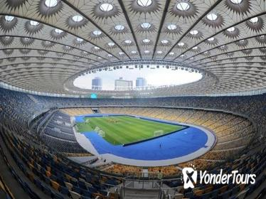 Kiev NSC Olympic Stadium Tour