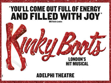 Kinky Boots Theater Show in London