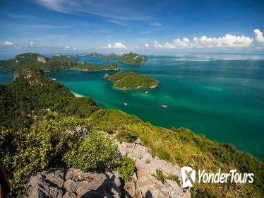 Koh Samui Angthong Marine Park Day Tour with Lunch