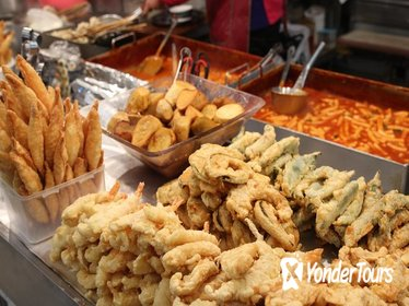 Korean Food Walking Tour with BBQ Lunch