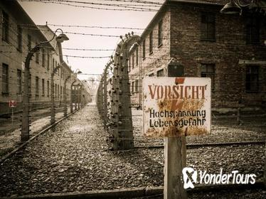 Krakow and Auschwitz 1 Day Tour from Warsaw