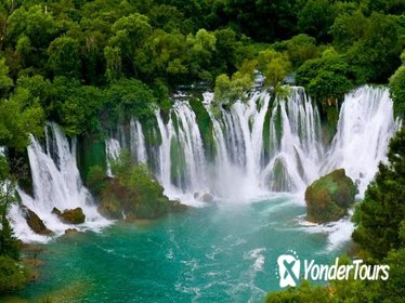 Kravice Waterfalls, Poāitelj Old Town and Blagaj Tekke Day Trip from Mostar