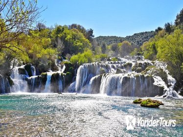 Krka National Park Private Tour from Zagreb with transfer to Split