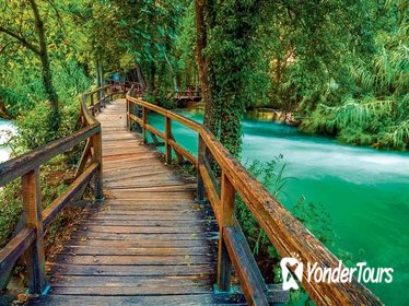 Krka National Park Private Tour from Zagreb with transfer to Zadar