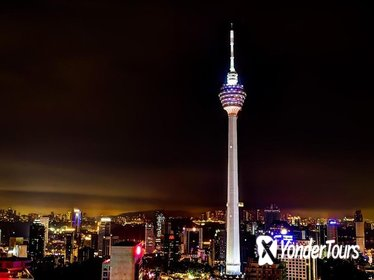 Kuala Lumpur City of Lights Evening to Night Tour With Dinner