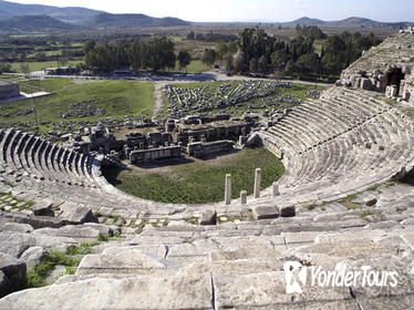Kusadasi Shore Excursion: Private Full-Day Tour to Ephesus, Didyma and Miletus