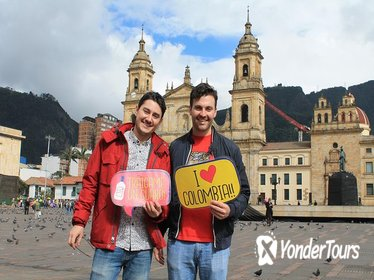 La Candelaria Walking tour with Coffee and Cacao Workshop