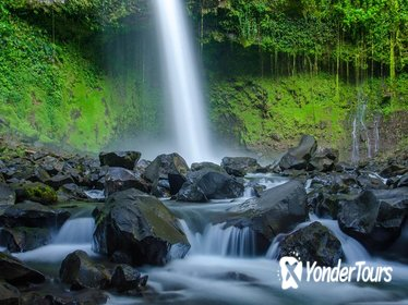 La Fortuna Waterfall Admission Ticket