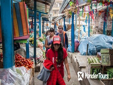 La Paz City Walking Tour Including Historical Streets
