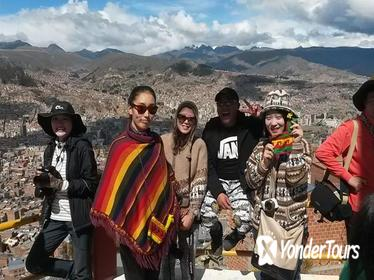 La Paz Small-Group Sightseeing Tour: Plaza Murillo, San Pedro Prison, and Witches' Market