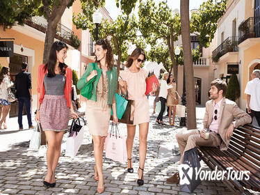 La Roca Village Shopping Private Tour from Barcelona