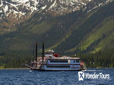 Lake Tahoe's Emerald Bay Cruise on M.S. Dixie II