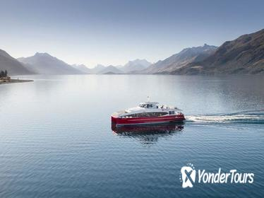 Lake Wakatipu Catamaran Cruise from Queenstown