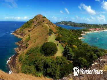 Land and Sea Adventure to Soufriere, St Lucia