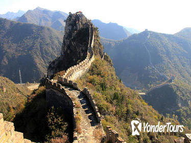 Layover Tour: Xiangshuihu Great Wall Scenic Resort with Villages Visiting