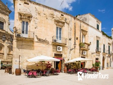 Lecce Shopping and Handicrafts Tour