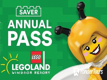 LEGOLAND Windsor Saver Annual Pass