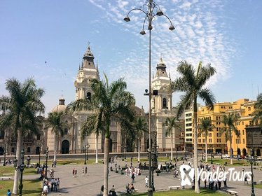 Lima City Tour Classic Group Service
