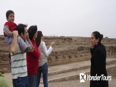 Lima Full-Day Experience: Pachacamac, Historic Downtown and Magic Water Circuit