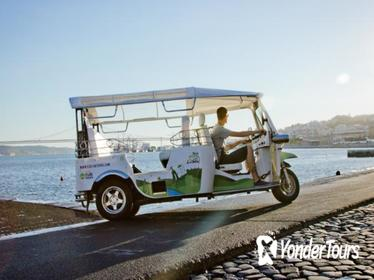 Lisbon Half Day Sightseeing Tour by Electric Tuk Tuk
