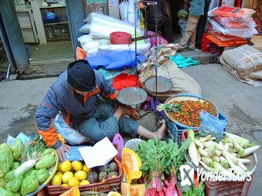 Local Bazaar Walking Tour in Kathmandu