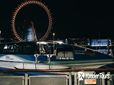 London Ghost Tour with Thames River Cruise