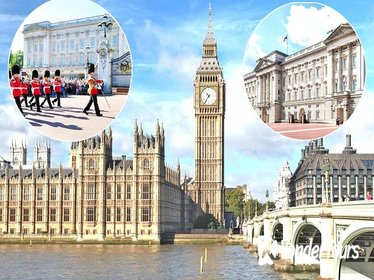 London Highlights Family-Friendly Walking Tour with Blue Badge Guide