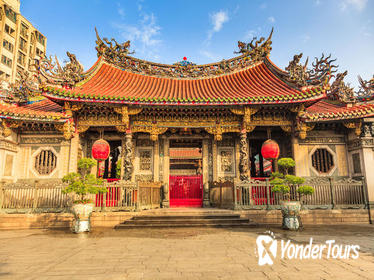 Longshan Temple and Bopiliao Historical Block